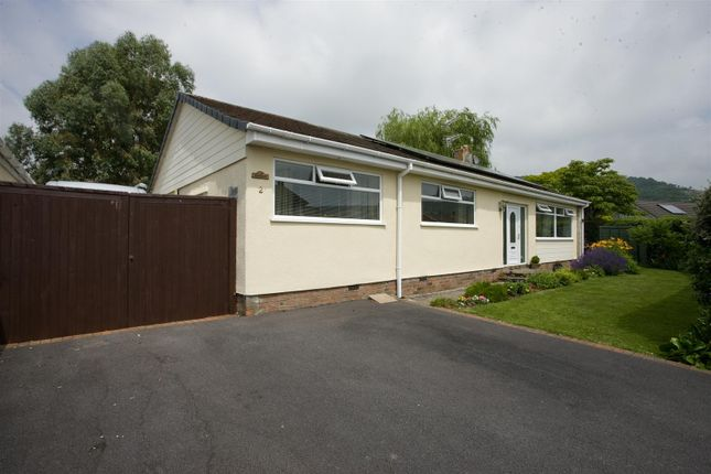 Thumbnail Detached bungalow for sale in Hill Lea Gardens, Cheddar