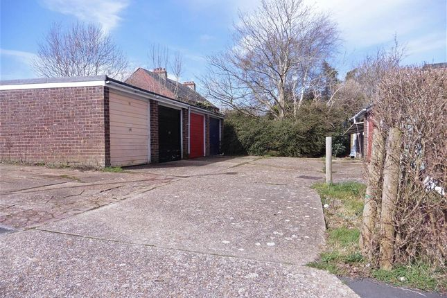 Garage of Spring Walk, Newport, Isle Of Wight PO30