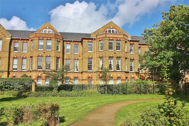 Thumbnail Flat for sale in Florence Way, Knaphill, Woking
