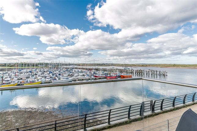 Thumbnail Flat for sale in Coble Quay, Amble, Morpeth, Northumberland