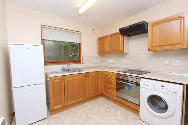 Kitchen of 17 Caulfield Gardens, Cradlehall, Inverness IV2