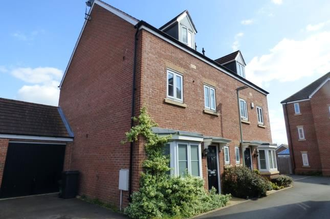 Thumbnail Semi-detached house for sale in Greenways, Gloucester, Gloucestershire