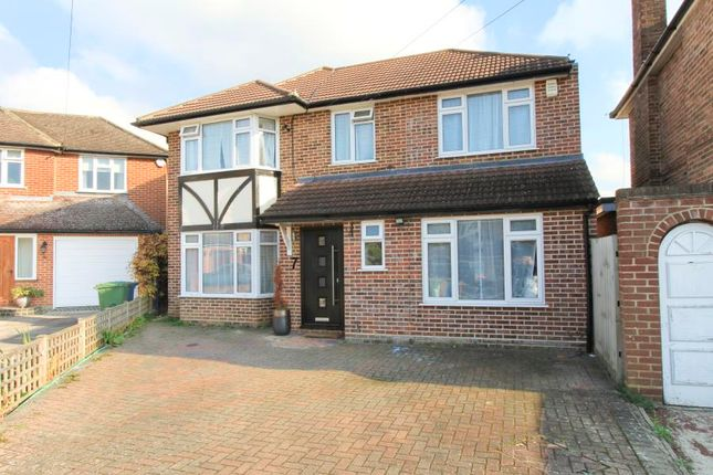 Thumbnail Detached house to rent in Ashcroft, Hatch End, Pinner