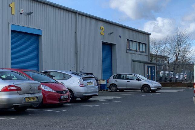 Thumbnail Warehouse for sale in 41 Brownfields, Welwyn Garden City