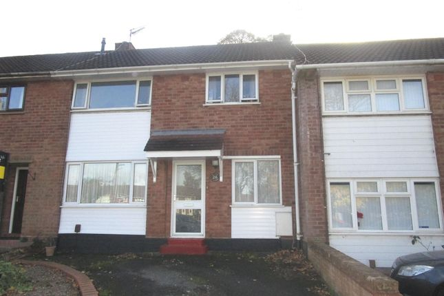 Thumbnail Terraced house for sale in Renton Grove, Oxley, Wolverhampton