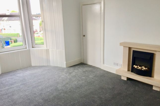 Thumbnail Flat to rent in Shaftesbury Street, Alloa, Clackmannanshire
