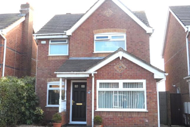 Thumbnail Detached house for sale in Prenton Gardens, Thornton- Cleveleys