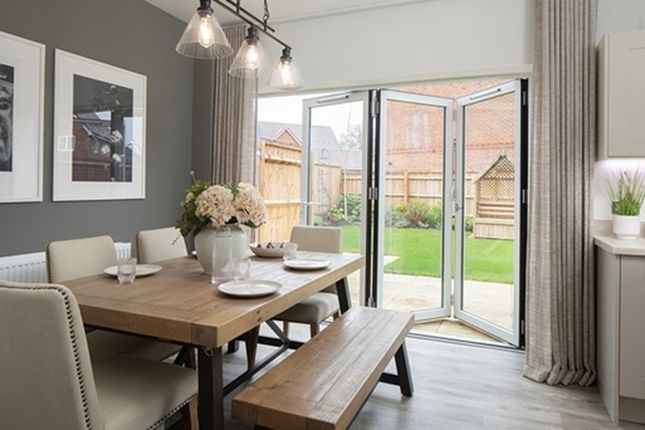 """Thumbnail Semi-detached house for sale in """"Farringdon"""" at Old Wokingham Road, Crowthorne"""