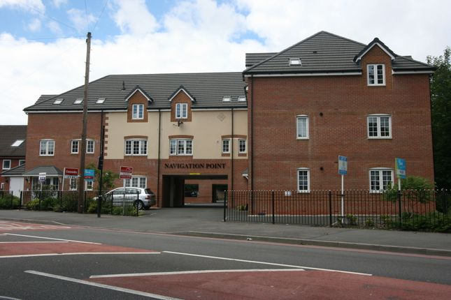 Thumbnail Flat to rent in Navigation Point, Bescot Road, Walsall