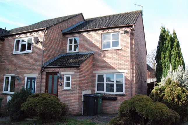 Thumbnail Semi-detached house to rent in Westholme Road, Belmont, Hereford