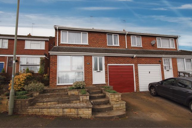 Thumbnail Semi-detached house to rent in Valley Road, Banbury
