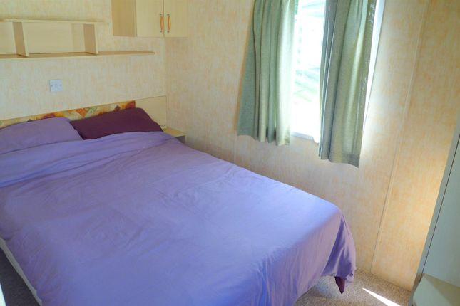 Bedroom One of Riverside Caravan Park, Shrpney, Bognor Regis PO22