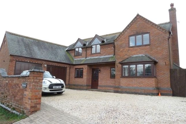 Thumbnail Detached house to rent in Park Lane, Walton, Lutterworth