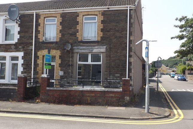 Thumbnail Flat for sale in Oakwood Street, Port Talbot, Neath Port Talbot.