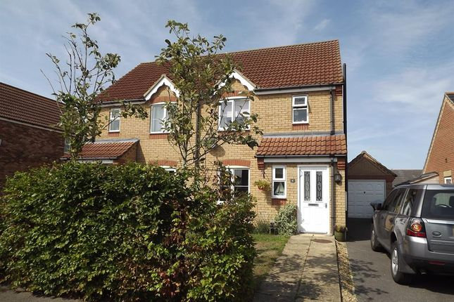 Thumbnail Semi-detached house to rent in Woodbridge Way, Woodhall Spa
