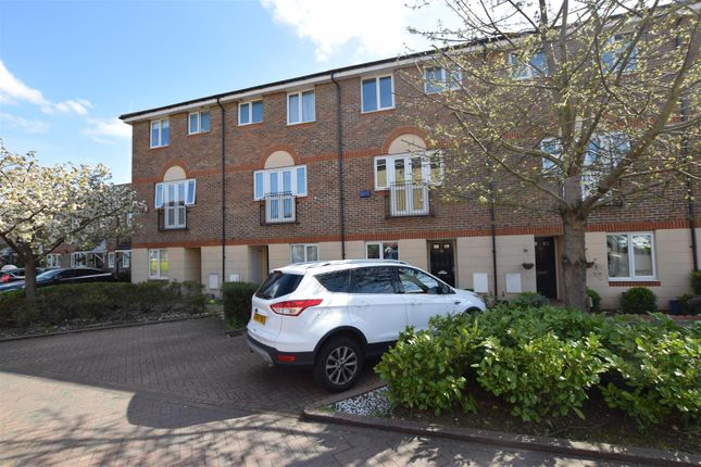Thumbnail Terraced house for sale in Quarles Park Road, Chadwell Heath, Romford