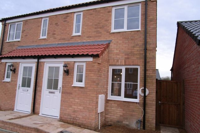 Thumbnail Semi-detached house to rent in White Street, Martham, Great Yarmouth