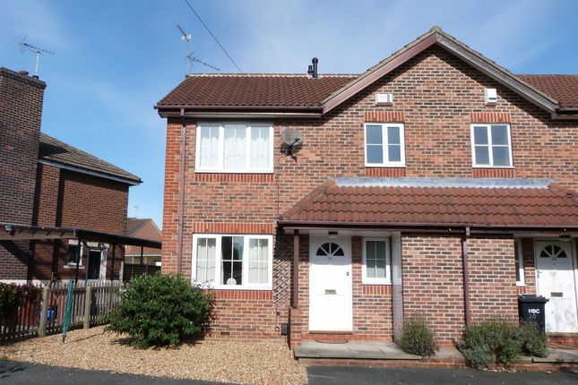Thumbnail Semi-detached house to rent in Greenfields Road, Harrogate