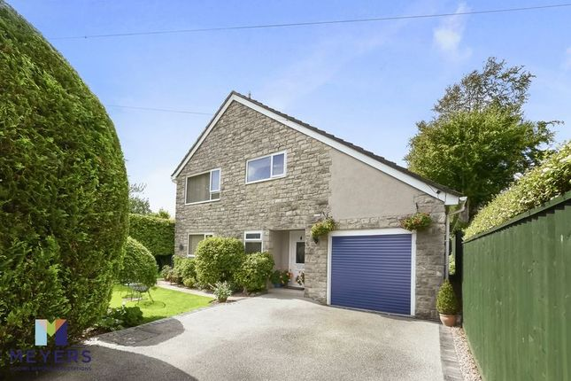 Thumbnail Detached house for sale in Barnes Way, Dorchester
