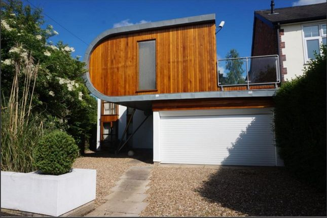 Thumbnail Detached house to rent in Shanklin Drive, Stoneygate, Leicester