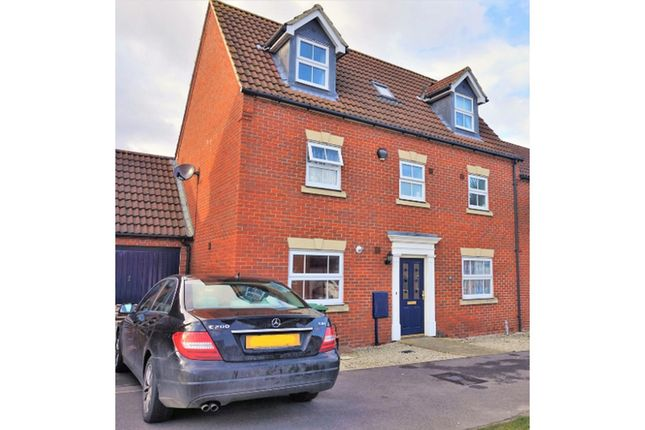 Thumbnail Link-detached house for sale in Lloyd Drive, Sittingbourne