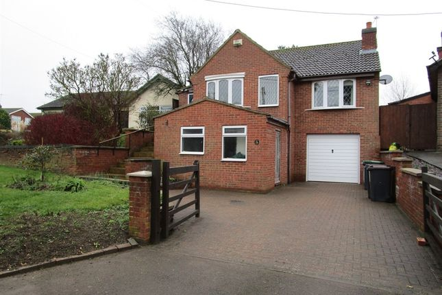 Thumbnail Detached bungalow for sale in Butts Road, Raunds, Wellingborough