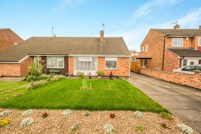 Thumbnail Bungalow for sale in Allington Drive, Birstall, Leicester, Leicestershire