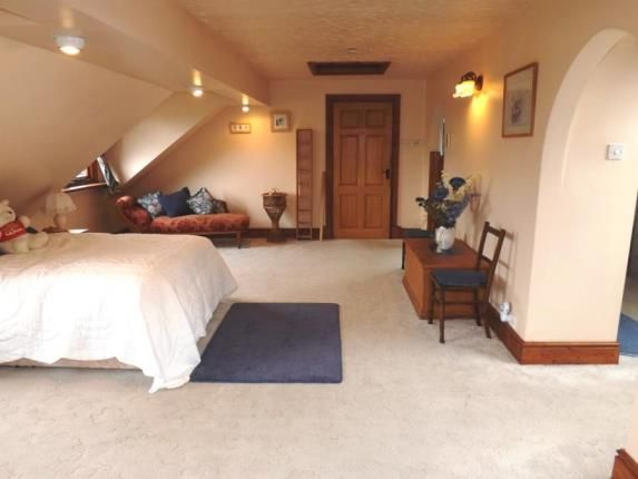 Master Bedroom of Parc Gwelfor, Dyserth, Rhyl, Denbighshire LL18
