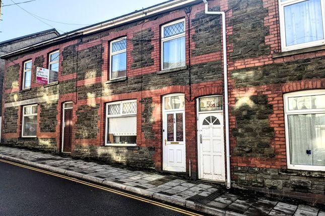 2 bed maisonette for sale in High Street, Tonyrefail, Porth CF39