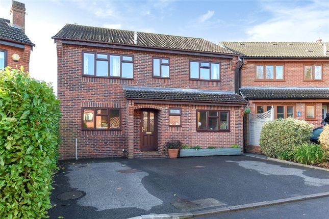 Thumbnail Detached house for sale in Partry Close, Chandler's Ford, Hampshire