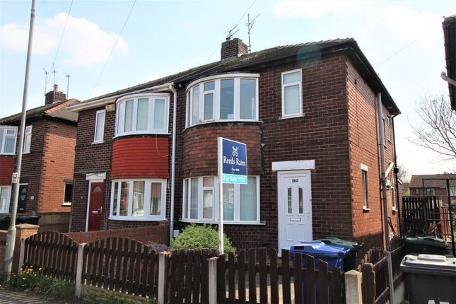 Thumbnail Semi-detached house for sale in Earlston Drive, Doncaster