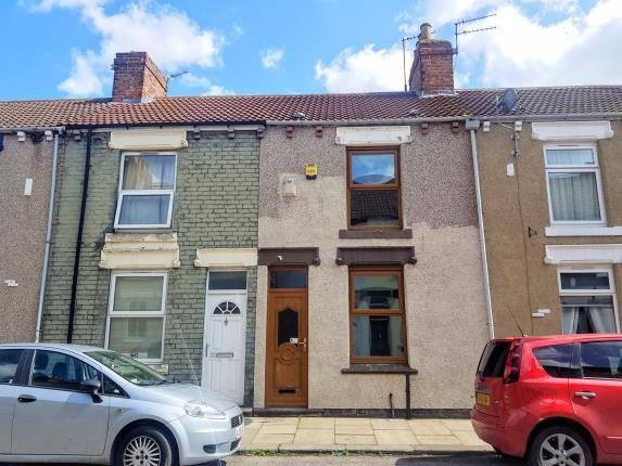 Thumbnail 3 bed terraced house for sale in Coltman Street, Middlesbrough