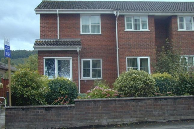 2 bed flat to rent in Gloucester Road, Ross-On-Wye