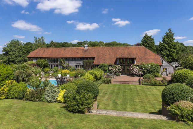 Thumbnail Barn conversion for sale in Pennybridge Lane, Mayfield, East Sussex