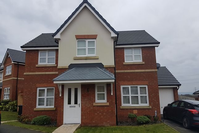 Thumbnail Detached house to rent in Kingfisher Drive, Morecambe