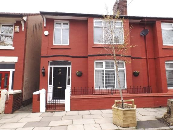 Thumbnail Semi-detached house for sale in Seafield Road, Orrell Park, Liverpool, Merseyside