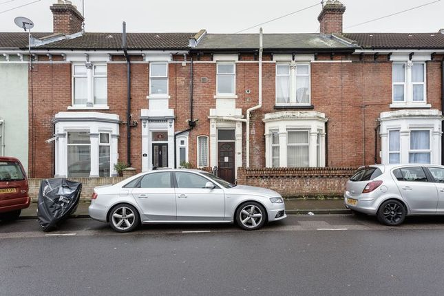 Thumbnail Terraced house to rent in Sheffield Road, Portsmouth