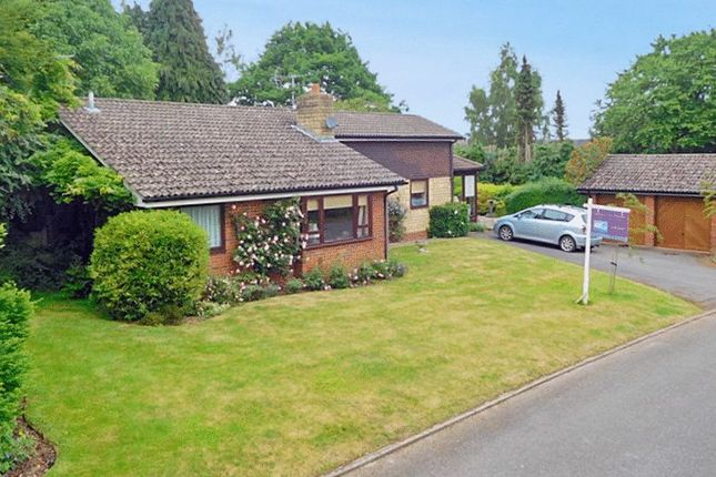 Thumbnail Bungalow for sale in Rowley Bank Gardens, Stafford