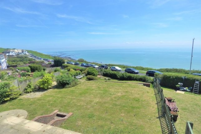 Thumbnail Semi-detached house for sale in Wear Bay Crescent, Folkestone