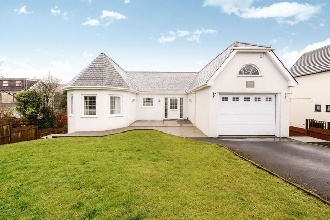 Thumbnail Detached house for sale in Walters Road, Cwmllynfell, Swansea