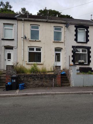 Thumbnail Terraced house to rent in Aberfan -, Merthyr Tydfil
