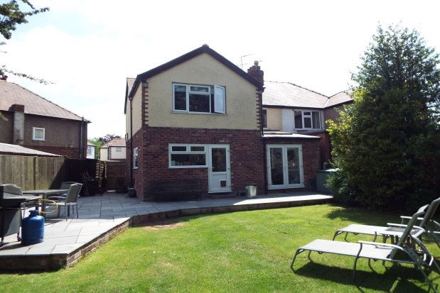 Thumbnail Property to rent in Thoresway Road, Wilmslow