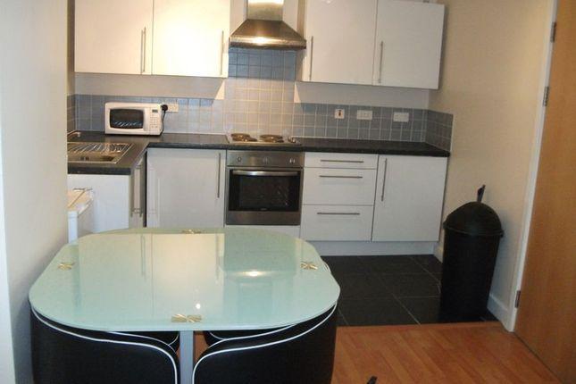 Thumbnail Flat to rent in Friar Lane, Leicester