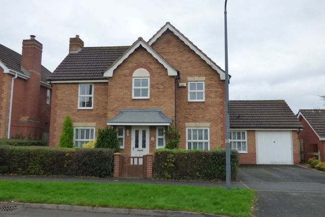 Thumbnail Detached house for sale in Woodside Road, Coalpit Heath, Bristol