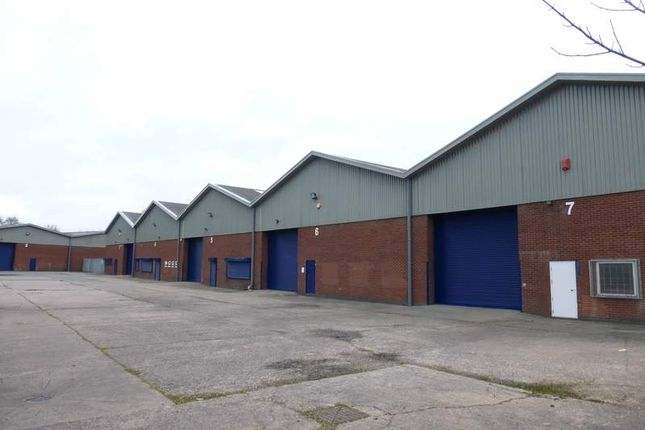 Thumbnail Light industrial to let in Waterside Industrial Estate, Ettingshall Road, Ettingshall, Wolverhampton