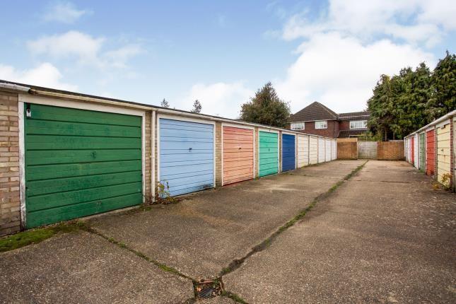 Garage In Block of West Byfleet, Surrey KT14