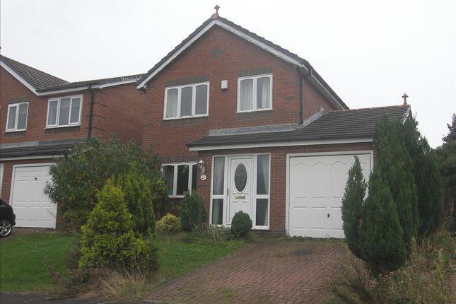 Thumbnail Detached house to rent in Blackstone Court, Blaydon-On-Tyne