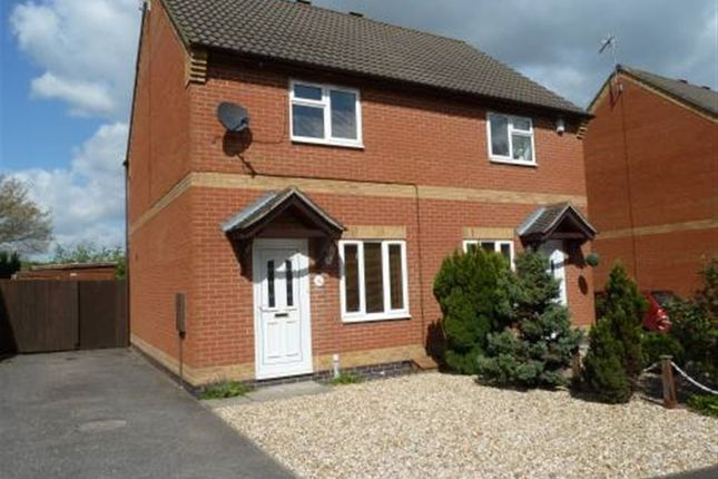 Thumbnail Property to rent in Hawks Way, Sleaford, Lincs