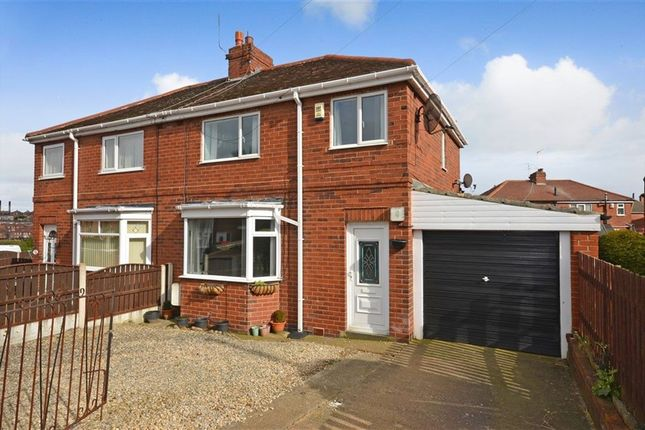 Thumbnail Semi-detached house to rent in Grove Lea Crescent, Pontefract