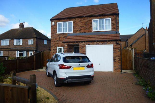 Thumbnail Detached house for sale in Station Road, Beckingham, Doncaster